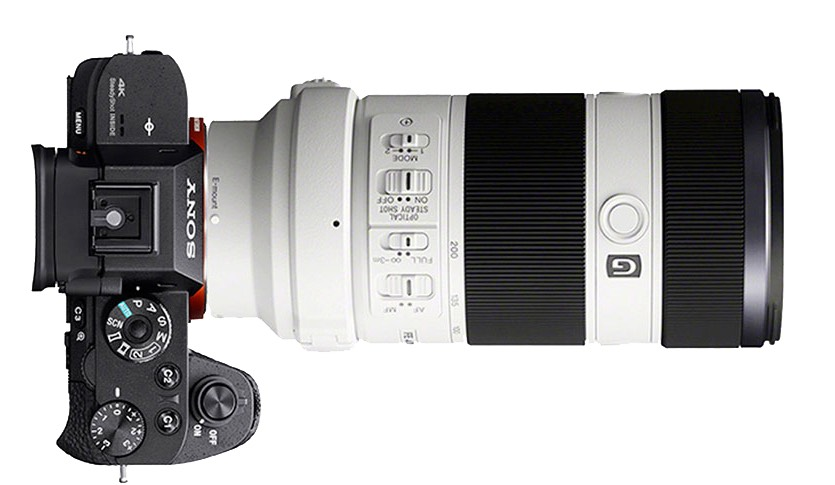 Sony FE 70-200 G