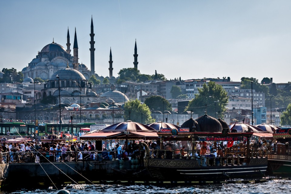 Istanbul Harbour