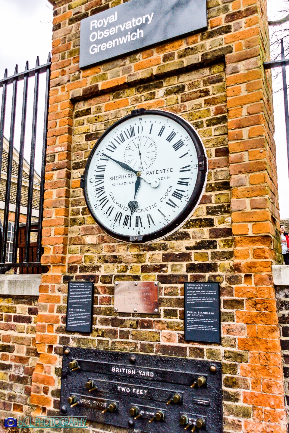 Shepherd Gate Clock. Royal Greenwich Observatory
