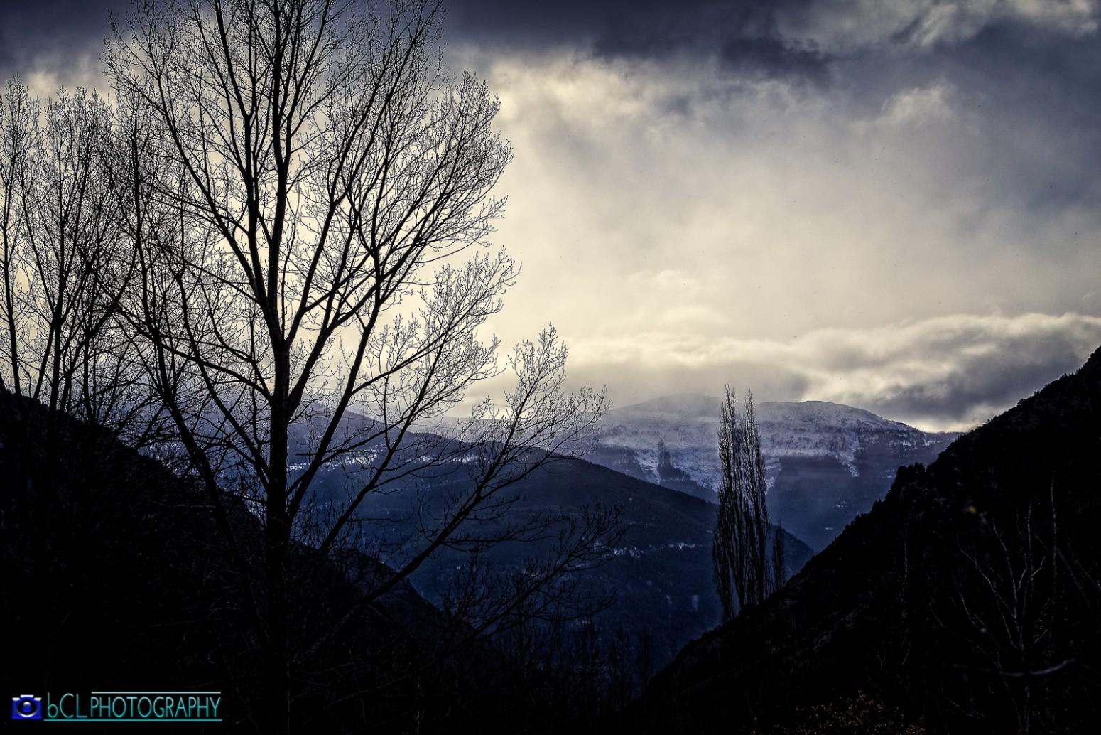 Dark landscape | bCL Photography
