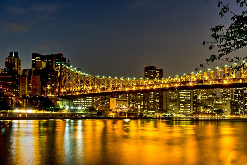 Queensboro Bridge, Manhattan