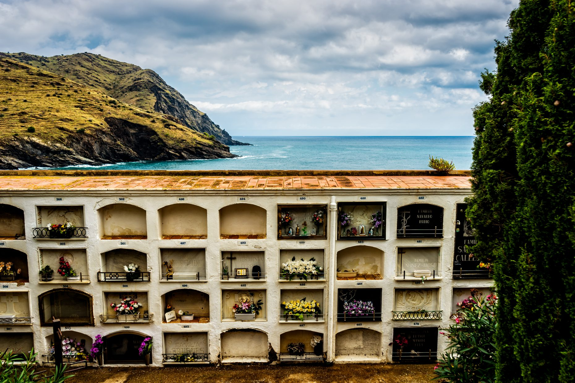Cemetery of Portbou