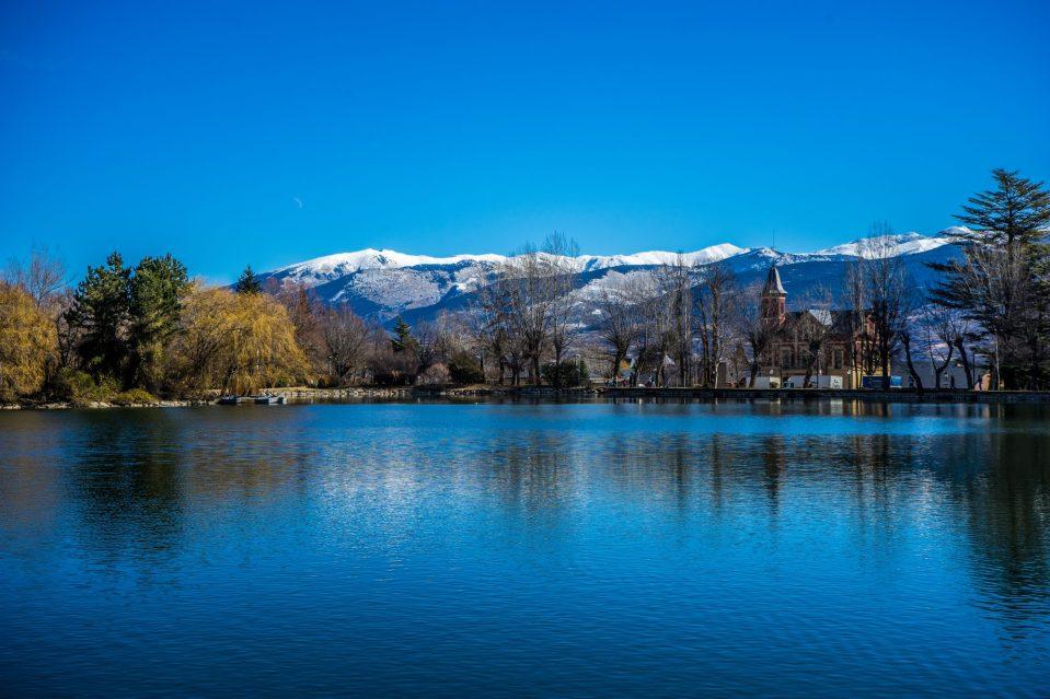 Puigcerdà Lake