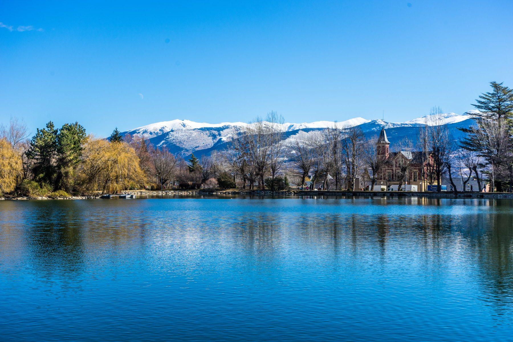 L'estany de Puigcerdà